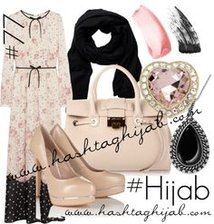 Hashtag Hijab Outfit #77
