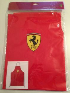 #Ferrari #cooking #apron,  View more on the LINK: http://www.zeppy.io/product/gb/2/221925660547/