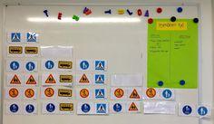Open ideat: Muista aina liikenteessä... First Grade Science, Plastic Cutting Board, Activities, Education, Citizenship, Teaching, Educational Illustrations, Learning, Onderwijs