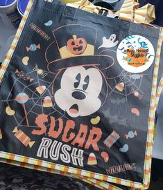 "Magic Moment Shoppers, LLC on Instagram: ""Reusable Halloween bags $0.99 before service fee and shipping Service fee: minimum $5 or 23% of the total purchase before tax, whichever…"""