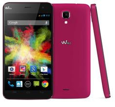 "PN:BLOOMPINK  SMARTPHONE WIKO BLOOM 4.7"" PINK 4.7/QUADCORE/1GB/4GB/DUAL SIM/ ANDROID4.4  135,74€ PVP"
