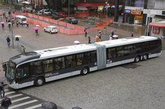 Porto Alegre conhece o seu modelo de ônibus BRT