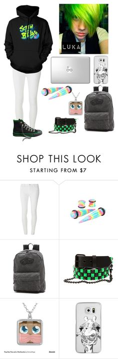 """""""Untitled #96"""" by thugpug887 ❤ liked on Polyvore featuring Dorothy Perkins, Vans, Casetify and Converse"""