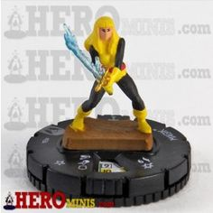 Magik - Marvel - Wolverine and the X-Men HeroClix #034