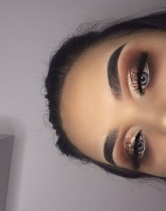 I want my brows to look like this but I can never get it right! -ivy