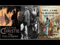 They Came To Baghdad By Agatha Christie | Queen Of Murder Mystery | Comp... Hercule Poirot, Baghdad, Agatha Christie, Hercules, Bedtime, Audio Books, Dramas, Crime, Mystery