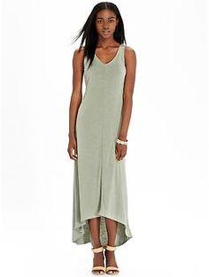 Womens Jersey Maxi Dresses