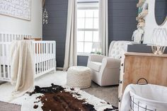 Good Totally Free Modern Farmhouse nursery Ideas Country chic living's come quite a distance since Eva Gabor landed on Green Acres from life in a g