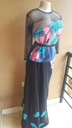 Nouveau Kitenge Robes Designs African Vêtements Robes Women from UK POST jour même