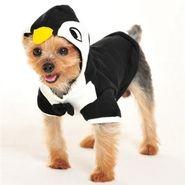 Penguin Hoodie Sweater #penguin #doghalloween