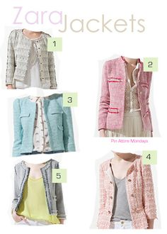 Wear cardigans and blazers over your tank tops to make it appropriate! Pin Attire