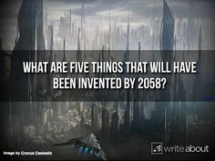 Genre:Expository Subject:Language Arts, Technology, Social Studies Age Group:Middle Grades and High School Topics:futurism, technology, ...