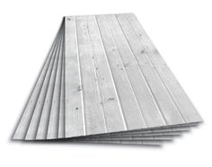 Lot of 12 Drop In Ceiling Tiles Panels White Wash Wood Grain Rustic Suspended B #GoldenEagleDecorGraphics