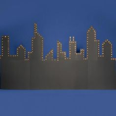 Cityscape Silhouette Kit
