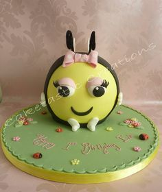 Rubee Cake from Disney's The Hive