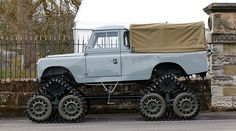 Testing the Toughest: 65 years of Land Rover | Classic Driver Magazine