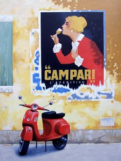 Campari, l'Aperitivo