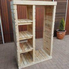 DIY Wooden Furniture Ideas That Inspire 34