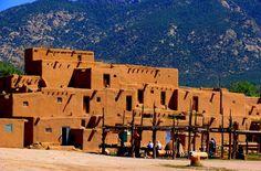 Pueblo de Taos, #NewMexico