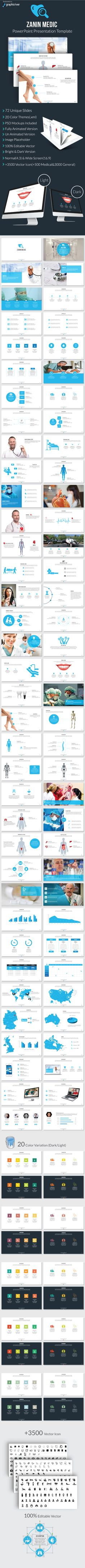 Zanin Medic PowerPoint Presentation Template. Download here: http://graphicriver.net/item/zanin-medic-powerpoint-presentation-template/15298950?ref=ksioks