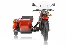 The sidecar, a motorcycle feature that seems like a relic from the past, is finally getting pulled into the future. The Ural All-Electric Prototype motorcycle Ural Motorcycle, Motorcycle Design, Bike Design, Motorbike With Sidecar, Mobiles, Old Motorcycles, Mini Bike, Electric Motor, Cool Bikes