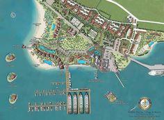 Golfito Marina Village and Resort Latest Property Rendering