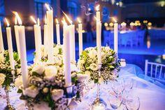 Φωτογράφος γάμου/στην Θεσσαλονίκη Labattoir Thessaloniki, Wedding Decorations, Candles, Ideas, Pillar Candles, Lights, Wedding Jewelry, Candle, Thoughts