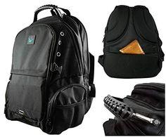 240ea0c584 Tek Smart Backpack  Black  - Heavy Duty Tech   Gaming Design