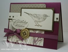 Wickedly Wonderful Creations: Stampin' Up