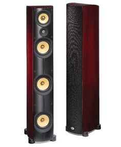 PSB Imagine Tower Speaker Pair speaker, a high performance, transitional tower speaker equipped with Triple Port Bass Reflex and subdivided discrete chambers. This tower speakers design offers a sound experience that rivals loudspeakers costing t High End Speakers, Tower Speakers, Bookshelf Speakers, Home Theater Speakers, Home Theater Projectors, The Absolute Sound, Network Organization, Audio Store, Audiophile Speakers