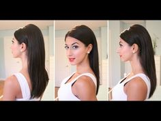 Here's a quick & easy look that can be done on medium to long hair. It's a sleek and glamorous look that can be worn to any special occasion or an evening out. I've used Luxy Clip-In Hair Extensions for added length and volume - ( http://www.luxyhair.com )    Hope you guys enjoy it!    I used:  - Elastic Band  - Bobby Pins  - Denman D3 Teasing Brush  - ...