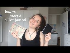 How to Start a Bullet Journal - SparkyTheKitten