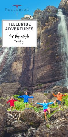 Telluride Adventures for the Whole Family!.