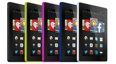 New Fire HD Tablets... starting at $99