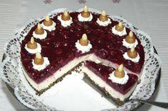 Seit zehn Jahren backt Hildegard Trampe aus Bünde-Dünne, Kreis Herford, ihre Kirsch-Schmand-Torte, denn sie ist nicht zu süß und kann auch...