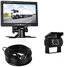 Wireless Backup Camera System Ip69k Waterproof Wireless License