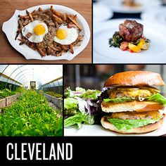 Check out our guide to Cleveland's most exciting bars, restaurants and shops. Read more!  I've been to Momocho and it is amazing, probably my favorite place I've ever eaten at.  That place alone if worth a trip to cleveland.