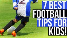 7 Football Tips and Tricks For Kids - Be The Next Wonderkid! Best Football Tips, Soccer Tips, The Next, Improve Yourself, Sports, Kids, Hs Sports, Young Children, Boys