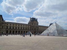 Louvre Museum - Mona Lisa Liberty Leading The People, Aphrodite, Mona Lisa, Louvre, Museum, Paris, Gallery, Venus De Milo, Roof Rack