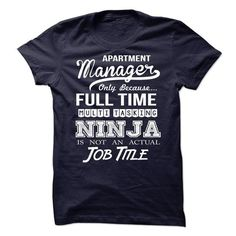 Apartment Manager T-Shirts, Hoodies, Sweatshirts, Tee Shirts (21.99$ ==► Shopping Now!)