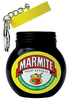 Hate running out of spare change but your car keys? The Marmite Key Ring is key to your spare change dilemma. The Gadget Htut.