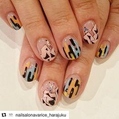 #Repost @nailsalonavarice_harajuku (via @repostapp) ・・・ ご予約☞03-6434-9692 HPよりweb予約も承っております!  Call us for appointments!!03-6434-9692 or book with us from our website:))) #avarice #ISHI #nailsalonavarice #nailsalonavarice_harajuku #design #nails #nailart #art #nailsalon #harajuku #omotesando #handpainted  #アバリス #アート #ネイルアート #ネイル #ネイルサロンアバリス #アートネイル #手描き #デザイン #ジェルネイル#原宿#表参道