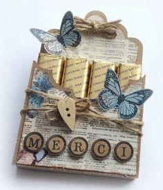 Noor! Design stempelset vlinders