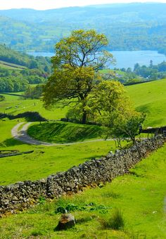 """Windermere, Cumbria, Lake District, England, UK """