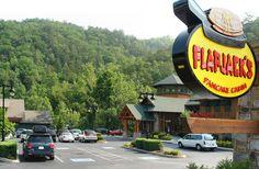 Flapjack's Pancake Cabin  146 Parkway  Gatlinburg, TN 37738  (865) 436-6473