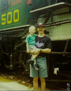 https://flic.kr/p/gDzGnD   John Bankson, Anthony - Texas State Railroad - 1994…
