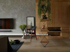 AworkDesign Studio Absolvierte Eine Andere Moderne Wohnung, Die In Taiwan  Umgestaltet. Der Auftrag Konzentrierte Sich Auf Das Explorationsthema Für  Die