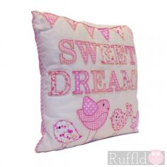 Pink Sweet Dreams Cushion