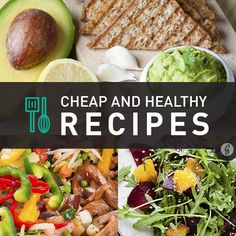 400 Cheap and Healthy Recipes
