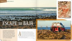 Escape to Baja: A photo essay for the Jan/Feb 2013 issue of DEEP Surf Magazine